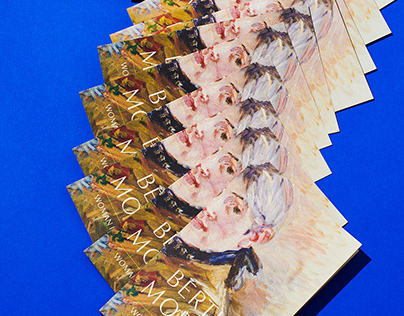 Morisot Exhibition Branding and Collateral