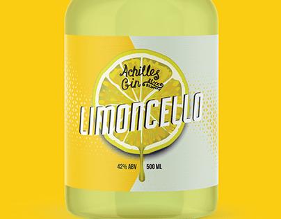 Achilles Gin Limoncello