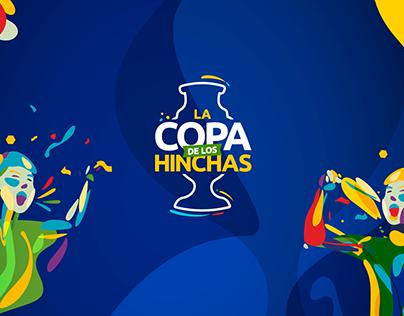 LA COPA DE LOS HINCHAS