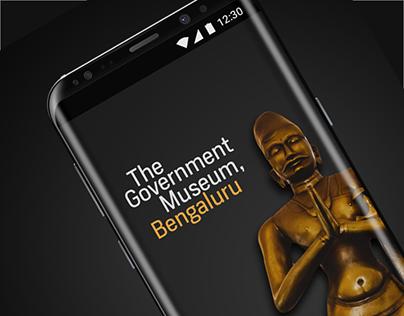 Government Museum: App Design