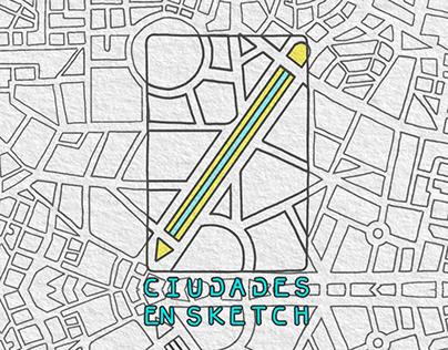 Ciudades en Sketch