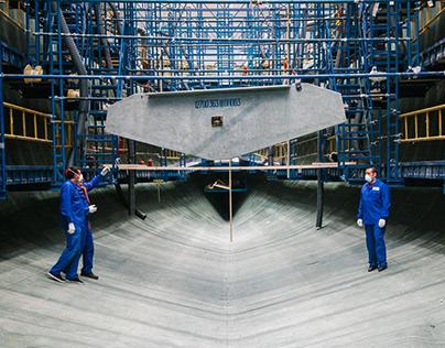 Middle Nevsky Shipyard