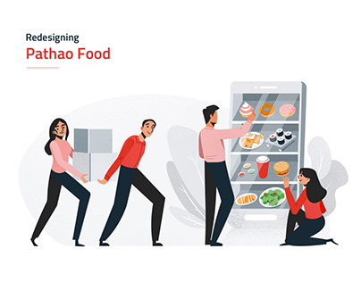 Redesigning Pathao Food