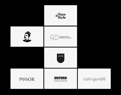 Logotypes & Symbols Volume 1