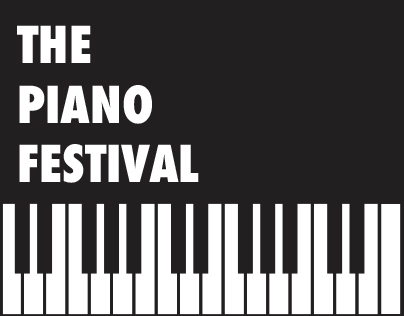 Folder Design for The Piano Festival