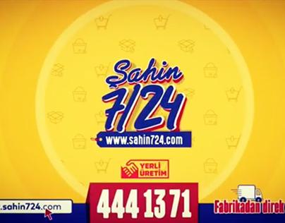 Şahin Sucukları advertising film packshot
