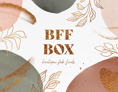BFF Box - Monthly Subscription Box