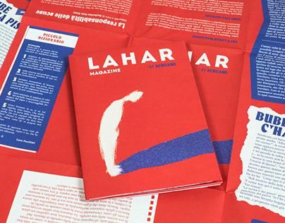 Illustrations for Lahar Magazine #41