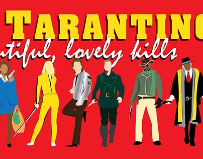 Quentin Tarantino Characters