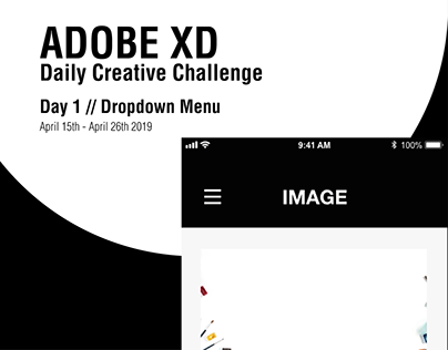 Day 1 - Daily Creative Challenge - April 2019