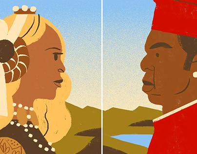 Beyoncé, Jay Z & Art