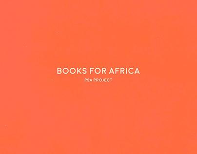 Books For Africa PSA