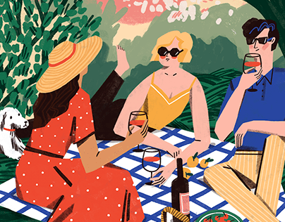 Puzzle illustration / FRISSON