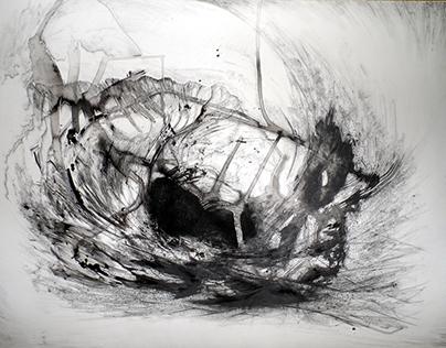 La Vague VIII/The Wave VIII to Chaos or Trou Noir