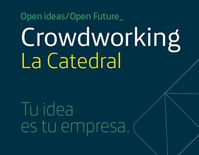 Espacios de Crowdworking, Telefónica Open Future