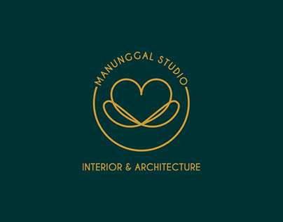 Manunggal Studio Logo Design