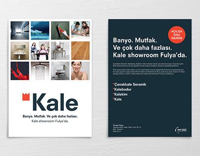 Kale Showroom Flyer