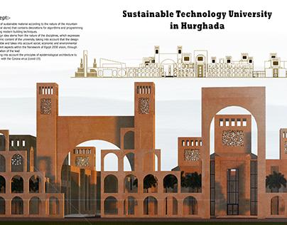 Sustainable Technology University in Hurghada