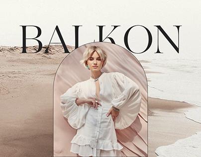 BALKON — Redesign concept