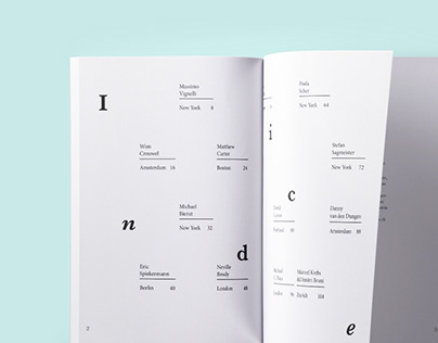 Dedicated to Helvetica [Editorial Project]