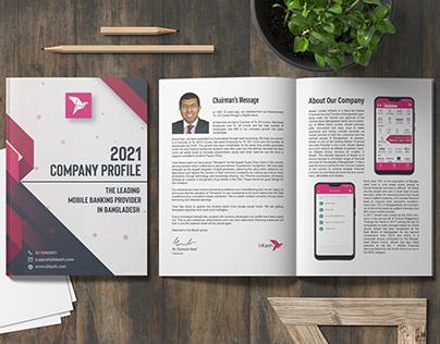 bKash Company Profile 2021