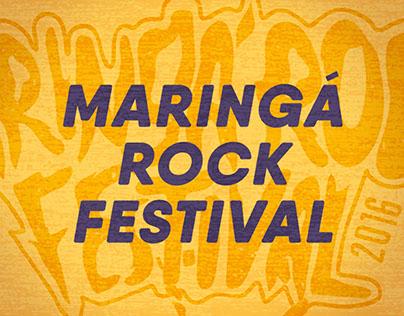 MARINGÁ ROCK FESTIVAL