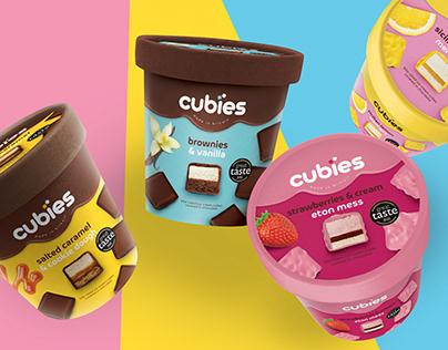 Cubies Ice-Cream