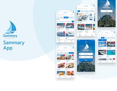 Sammary App