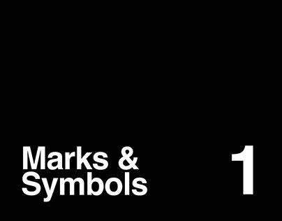Marks & Symbols 1