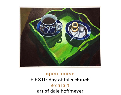 invitation__FIRSTFriday of Falls Church