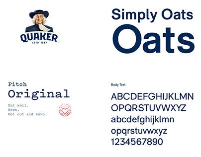 Quaker Oats Brand