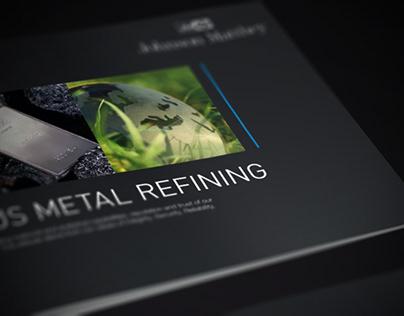 Precious Metal Refining Brochure (English/Chinese)