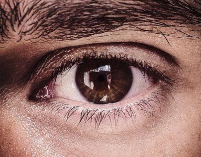 Mergulho no olhar