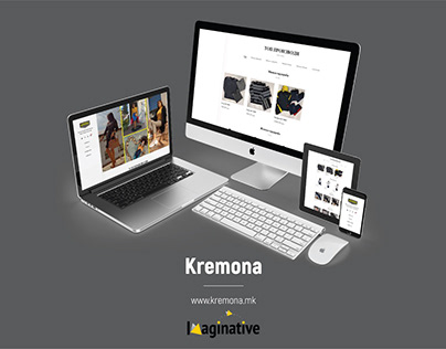 Web Design & Development – Kremona.mk | IA