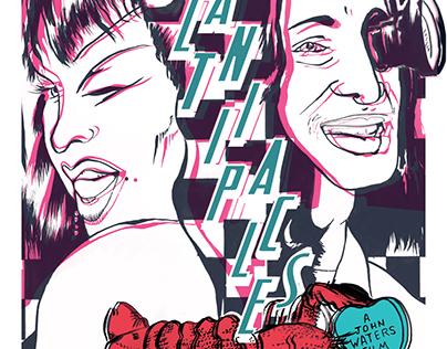 Multiple Maniacs Film Poster