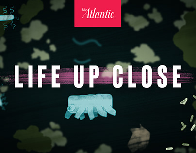 Life Up Close –Title Sequence