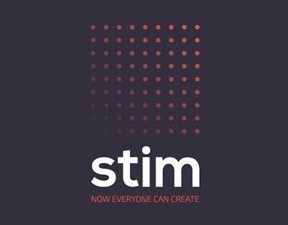 STIM, Branding