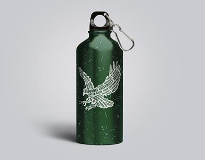 Concordia Eagle Water Bottle