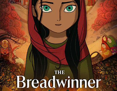 The BREADWINNER Backgrounds
