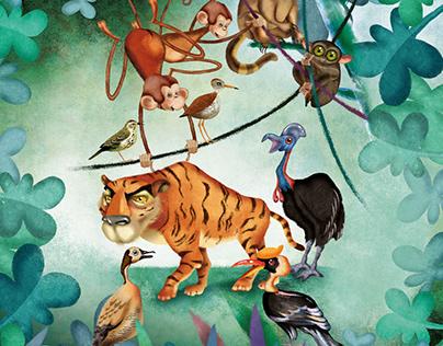 Cildren's Book Illustration
