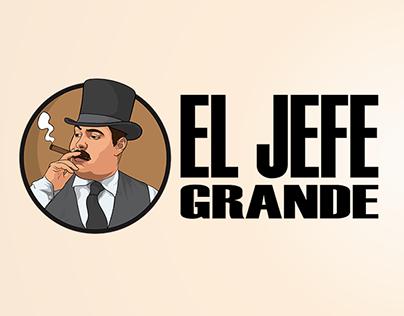 LOGO | EL JEFE GRANDE