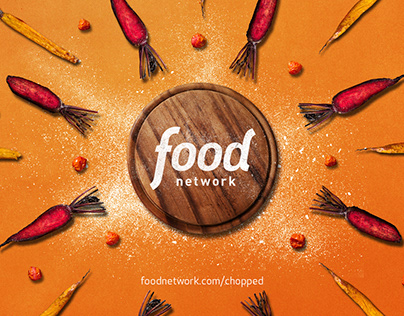Food Network | Holliday Rebrand