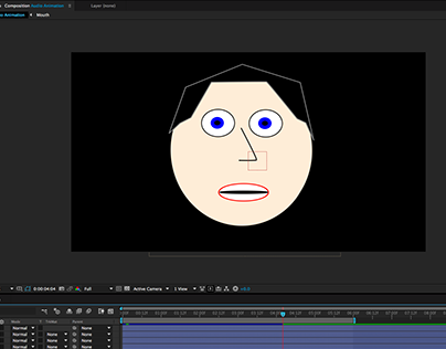 Animating Objects using Sound in After Effects