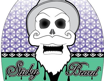 Sticky Beard Craft Syup Beer