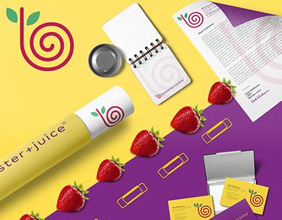 Booster Juice | Rebrand