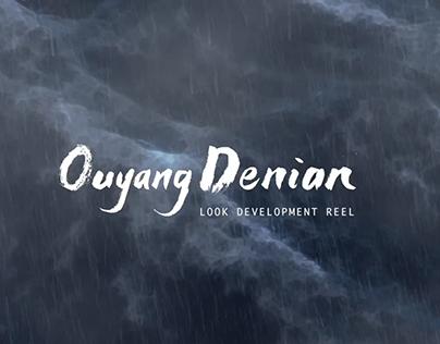2017 Denian 3D Demoreel
