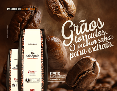 Café Altinópolis - Social Media