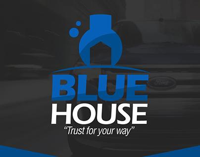 Comunicación y Gráfica- Blue House Ec