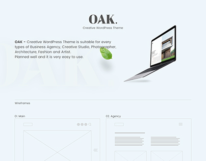 OAK - WordPress