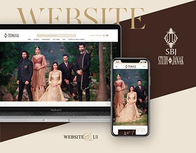 Study by Janak   Website & App UI